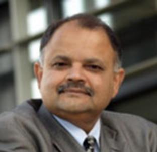 headshot of Ashwin Rangan